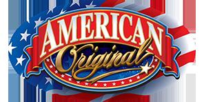 American Original game logo