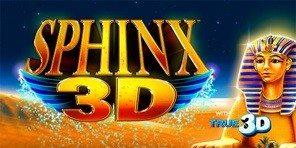 Sphinx 3D Game Logo