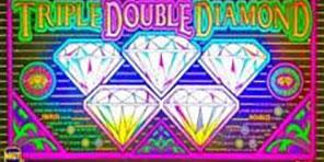 Triple Double Diamond game logo