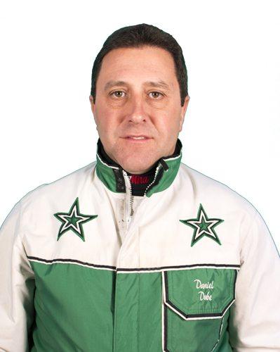 Image of driver Dan Dube
