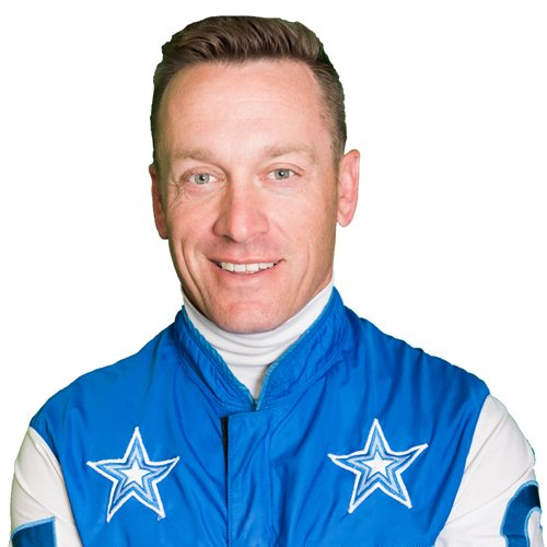 Image of driver Eric Goodell