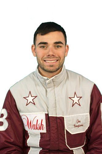 Image of driver Joe Bongiorno