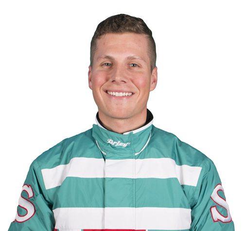Image of driver Jordan Stratton