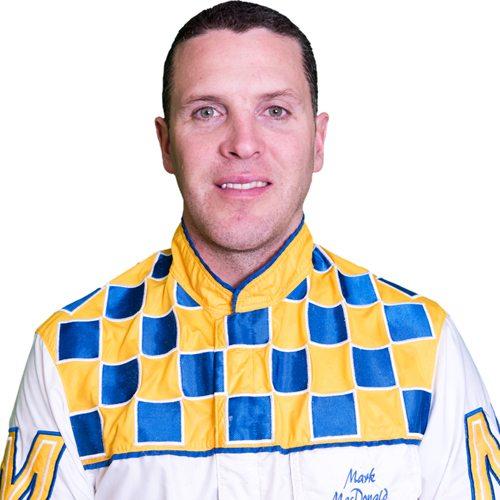 Image of driver Mark MacDonald