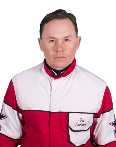 Image of driver Pat Lachance
