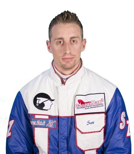 Image of driver Scott Zeron