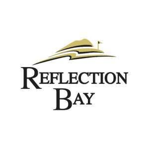Logo of Reflection Bay Golf Club