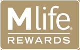 M life Rewards logo